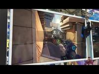 《变形金刚OL》蓝霹雳现场试玩画面
