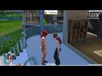 《模拟人生4》第17集 玩三个妹子 看非洲妹子洗澡-洗澡 热推内容