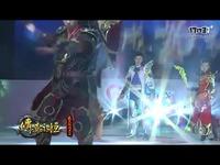 《传奇永恒》2016CJ盛大游戏主舞台表演