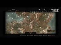 《巫师3》开放世界游戏预告片[高清版]