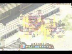 传奇霸业256合区攻城沙巴克城站2