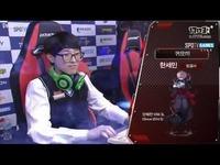 韩国DNF第十六届OGN联赛!团队赛半决赛视频