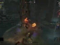 《龙与地下城Online》60级任务画面