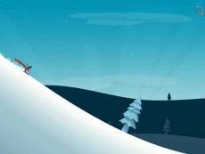 滑雪大冒险: 播着玩-触手TV