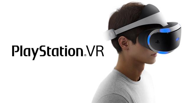 Playstation VR宣传片
