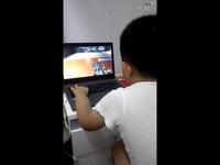 五岁小孩玩守望先锋_标清