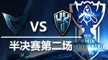 10月23日 S6半决赛 SSG vs H2K 第2场