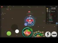刘锦东:球球大作战生存模式-游戏 热门视频