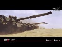 《装甲战争》全球作战模式推出预告片