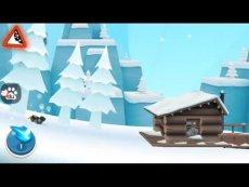 滑雪大冒险2: 我要飞得更高!摔得更惨-触手TV