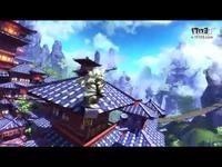 《太极熊猫3:猎龙》俯视东方之美