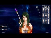 《仙侠世界2》创角视频