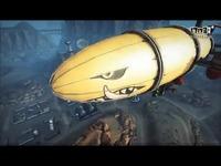 空中死神来了《暴走装甲》大电影惊现季诺夫飞艇