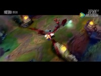 热推视频 S6韩服最强王者 崔丝塔娜 小炮 英雄联盟教学视频-原创