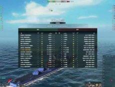 看点 海战世界-海雾高联-舰队战-CAB方案-Lion老虎解说-海战世界