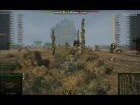 视频集锦 坦克世界STA-2 本子金币车菜鸟秀-视频