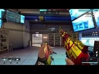 《钢铁视线》红色AK-12动作演示