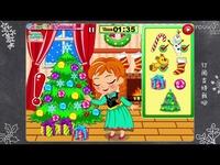 免费观看 安娜公主圣诞节偷懒 冰雪奇缘爱莎安娜 迪士尼公主 迪斯尼乐园  芭比公主 小公主苏菲亚 巴