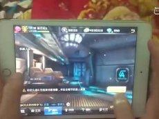 全民枪战: 四指外录操作-触手TV