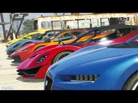 《GTAOL》超级叼的超级跑车性能比赛测试