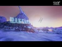 无主之地Ⅱ延时摄影-从新的角度去看潘多拉星球