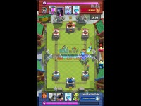 [moba新视界]部落冲突皇室战争视频: 热气球与冰冻的完美合击 精彩短片