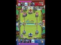 [moba新视界]部落冲突皇室战争视频:双王子在巅峰赛中偶遇 特辑