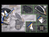 组装机械变形警车  恐龙世界 恐龙游戏 恐龙拼图游戏 焦点