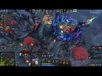 EHOME vs 4k MMR Meepo - Kiev Major Dota 2 视频直击