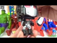 英雄联盟超级儿童英语口语abc 蜘蛛侠 钢铁侠 美国队长 绿巨人 忍者神龟 变形金刚 完整版 热推视频