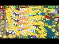 植物大战僵尸2数量完美战胜僵尸瞬间短视频 精华内容