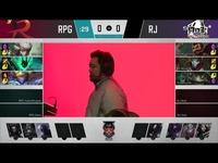 2017LJL日本春季赛第7周 RPG vs RJ 第1场