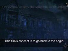 CG电影《生化危机:复仇》幕后花絮宣传视频
