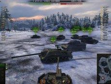 坦克世界--超级潘兴9级房一级奖励 最热视频