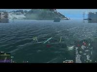 海战世界-潜艇大神-X12-旅顺口-两场-五潜艇局-Lion老虎解说.mp4 热门专辑