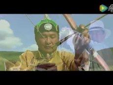 蒙古族女歌手阿木古楞演唱的《我要放牧》