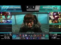 2017LCS北美春季赛第9周 CLG vs IMT 第2场