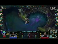 2017LCS北美春季赛第9周 NV vs FOX 第2场