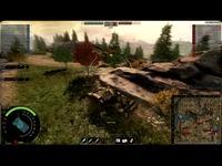 【装甲战争】传奇的59式坦克 视频片段