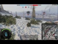 装甲战争俄服0.19版本全球模式新地图 热点