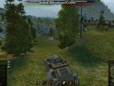【坦克世界 老菜B】T28  无聊弄个大青虫耍一耍 居然也能混个3杀 视频特辑