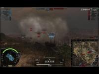 装甲战争7级轻型坦克6663伤害翻盘+俄服0.19版本界面介绍 集锦