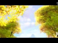 《天下3》时装日落星辉