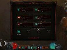 Diablo 3 Female Necromancer  - Just Gameplay
