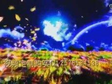 6.《神话》太极拳套路背景视频演出舞台舞美画面设