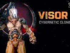 《雷神之锤:冠军》Visor 宣传片