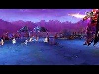 《热血江湖手游》宣传片-激情PK对战