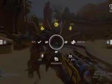 大猩猩-温斯顿、堡垒-守望先锋Overwatch(这个图
