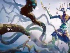 《巫师之昆特牌》CG 宣传片
