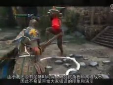《荣耀战魂》视频精选:百夫长基础教学
